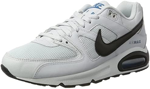 Nike Mannen Air Max Command Trainers, White (Pure Platinum