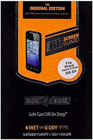 Gadget Guard Ultra HD - Protector de Pantalla para Sharp Aquos Crystal 306 SH, Transparente: Amazon.es: Electrónica