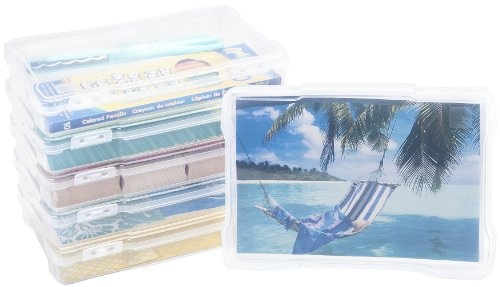 iris-5-x-7-inch-photo-storage-and-embellishment-craft-case-10-pack-clear