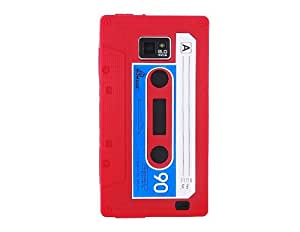 Silicone Case for Samsung I9100 Galaxy S2 (Red) + Worldwide free shiping