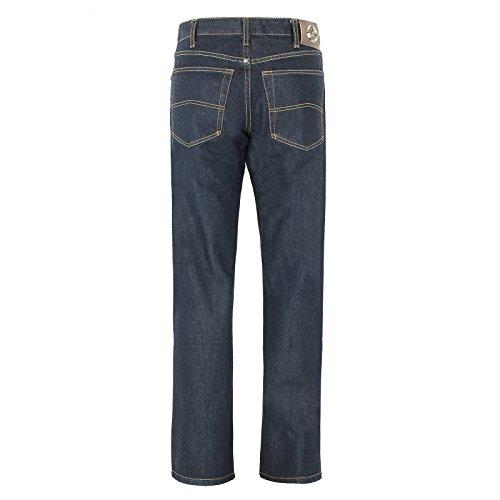 GIORGIO ARMANI Herren Straight Cut Jeans dunkelblau W32