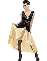 Smiffy's Women's 20's Gatsby Girl Costume