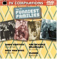 TVS FUNNIEST FAMILIES (DVD MOVIE) (Funniest Family Movie)