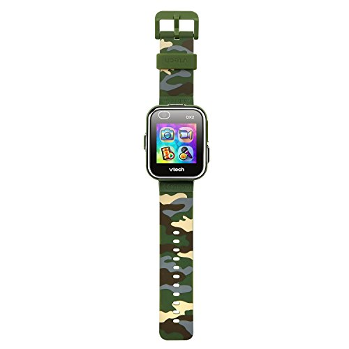 VTech Kidizoom Smartwatch DX2, Camouflage (Amazon Exclusive) by VTech (Image #3)
