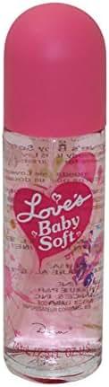Mem Love's Baby Soft Body Spray for Women, 2.5 Ounce