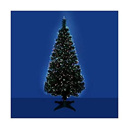 Artificial Pre Lit Christmas Tree 80cm Led Tree Amazon Co Uk