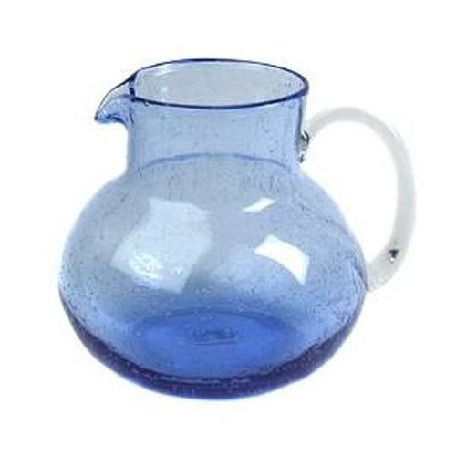 Artland Iris Pitcher, 90 oz. Light Blue