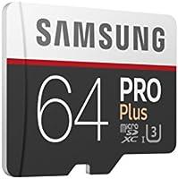 Samsung Memory Pro Plus - Tarjeta de memoria de 64 GB: Samsung ...