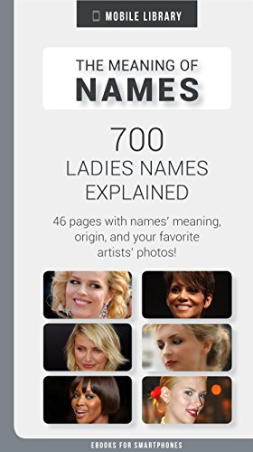 Meaning of Ladies Names: [ Design Edition ] 700 Ladies Names - Ray Origin Name