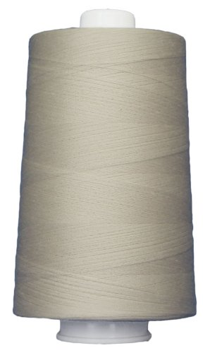 Superior Threads - Omni #3004 Cream 6,000 Yds. Poly-Wrapped Poly Core.