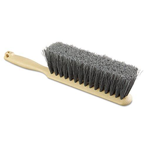 Polypropylene Counter Brush (Boardwalk 5408 Flagged Polypropylene Bristle Counter Brush, 8