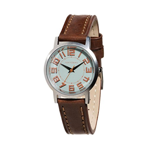tokyobay-small-track-west-watch-brown