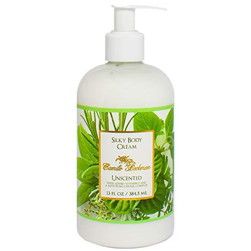 Camille Beckman Silky Body Cream, Vitamin E Unscented, 13 ()