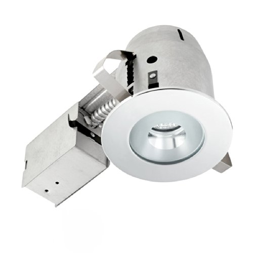 Downlight Push N Click Globe Electric 9202701