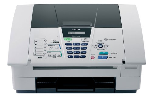 NEW DRIVERS: BROTHER FAX-1835C