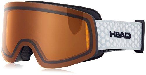 Tête mixte infini pour lunettes de ski/snowboard Orange