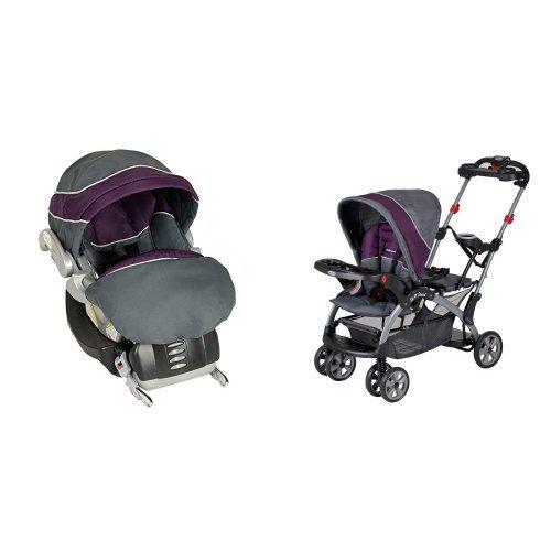 Baby Trend Flex Loc Car Seat Stroller - 7