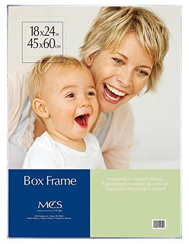 MCS 69038 Clear Box Frame, ()