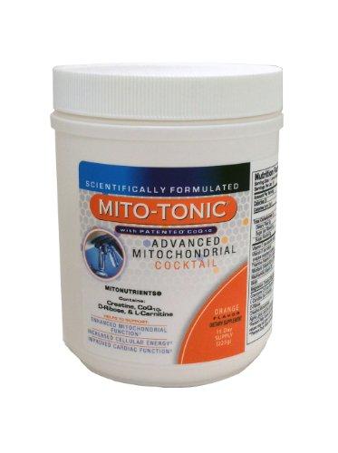 (MITO-TONIC Energy Drink-Mix 225 Gram)