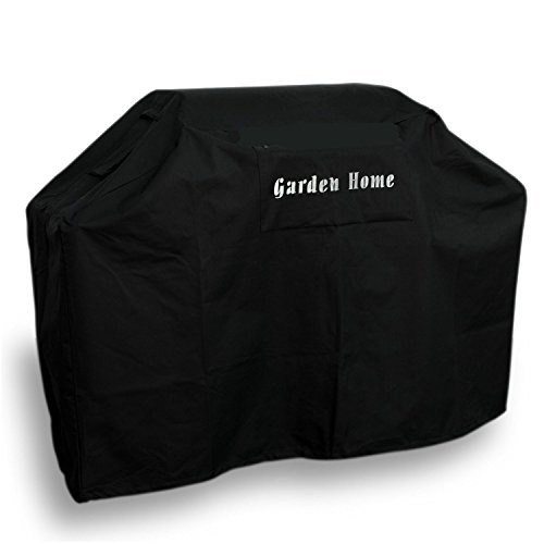 Garden Home Heavy Duty 72'' Universal Grill Cover with Brush by Garden at Home