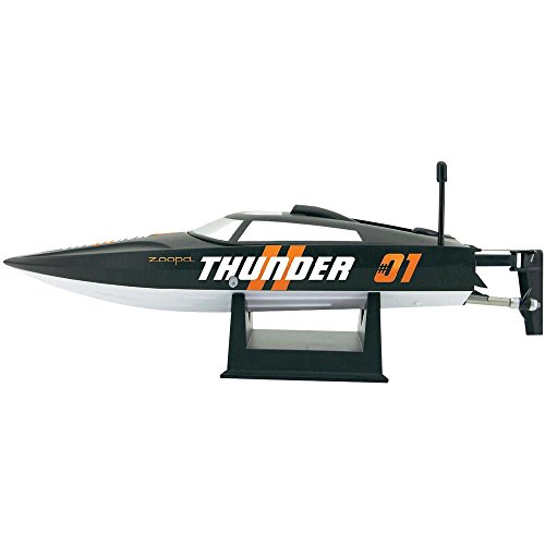 Zoopa Thunder #01 - 2.4GHz Remote controlled RC Speedboat...