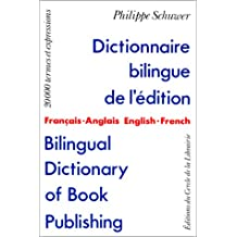 Bilingual Dictionary of Book Publishing