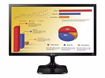 LG 24MC37D-B - LED monitor - 24""