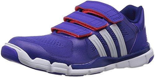Adidas Adipure 360.2 CF K Erwachsene Turnschuh Klett blau Blau