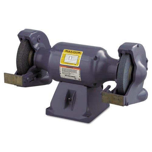 BDE8107W - Baldor Electric Co Industrial Bench Grinder