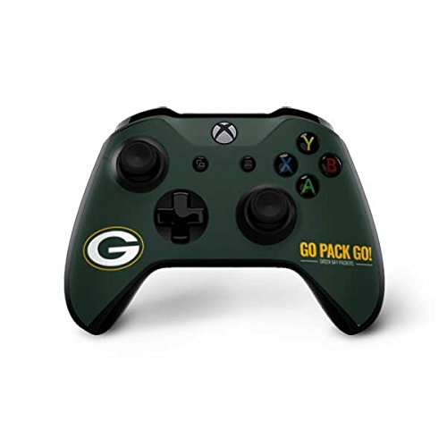 Green Bay Packers Xbox One X Controller Skin - Green Bay Packers Team Motto | NFL X Skinit Skin by Skinit