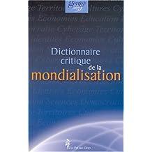 Dict.critique mondialisation