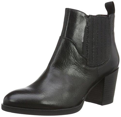 Vagabond Ellie, Zapatillas de Estar por Casa para Mujer Negro - Schwarz (20 Black)