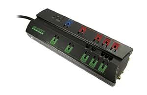 Bits CCG5 10AC outlet(s) 1.8m Negro - Regleta (3600 J, 10 AC outlet(s), 1,8 m, Negro)