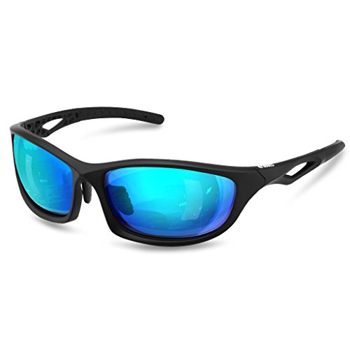 Enkeeo Polarized Sunglasses Protective Cycling