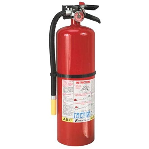 Fire Extinguisher Pro Multi Purpose Rechargeable
