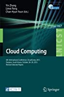 Cloud Computing Front Cover