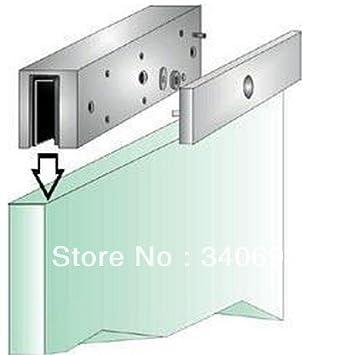 Amazon Aluminum U Bracket For 280kg Magnetic Locks Used For