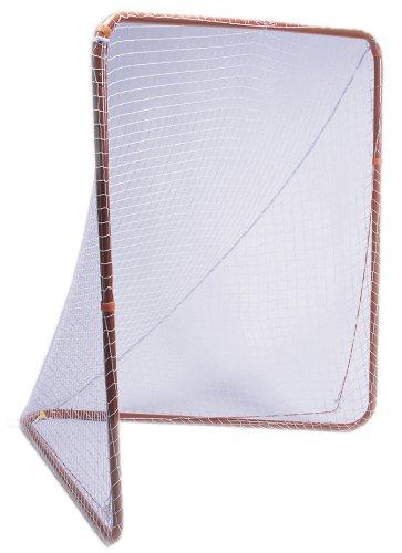 Park & Sun Sports Steel Frame Lacrosse Goal Nylon Bungee Slip Net, 6' W x 6' H x 7' D by Park & Sun Sports