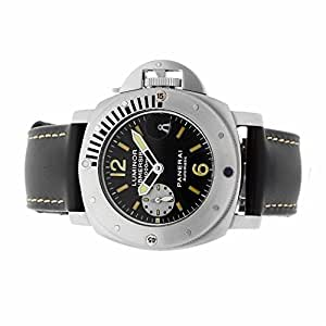 Panerai Luminor Submersible automatic-self-wind mens Watch PAM 64 (Certified Pre-owned)