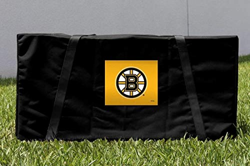 Victory Tailgate Boston Bruins Regulation Cornhole Carrying Case