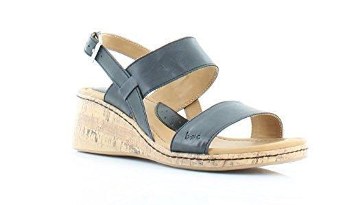 Born B.O.C Lillia Women's Sandals & Flip Flops Black Size 11 M