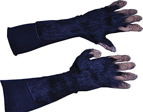 [Morris Costumes Men's Chimp Hands Accessories] (Chimp Hands Costume)