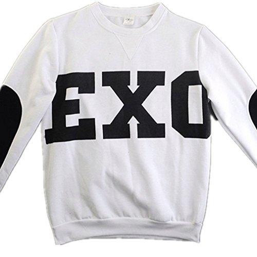 Urparcel EXO SBS Sweater EXO-M EXO-K Hoodies (TAO 68, L)