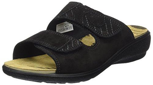 Legero Vrouwen Gorla Open Sandalen Zwart (black)