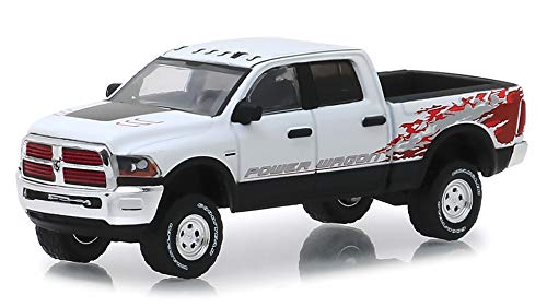 Greenlight 1: 64 Hobby Exclusive - 2016 Dodge Ram 2500 Power Wagon 16 29982
