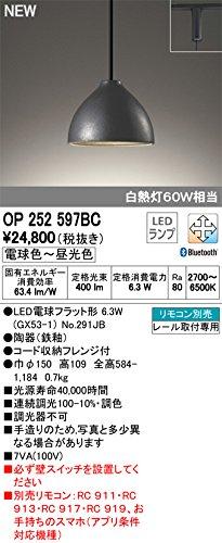 OP252597BC オーデリック LEDペンダントライト(ランプ別梱包) B07F2WWSPF