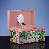 The Wizard of Oz (TM) Dorothy and Glinda Jewelry Box