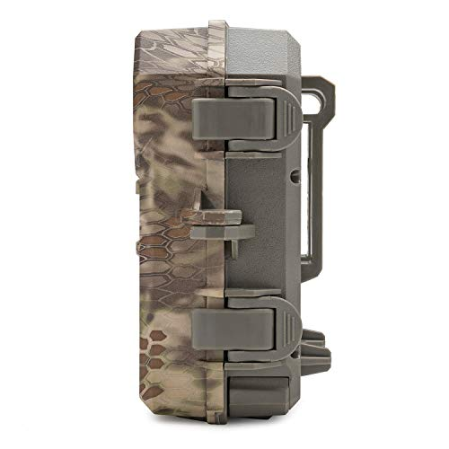 Stealth Cam 2020 G42NG 24MP No-Glow Trail Camera, Kryptek Camouflage. 100-Ft. IR Range