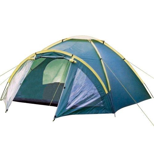 Happy Camper Three Person Tent (Green), Outdoor Stuffs
