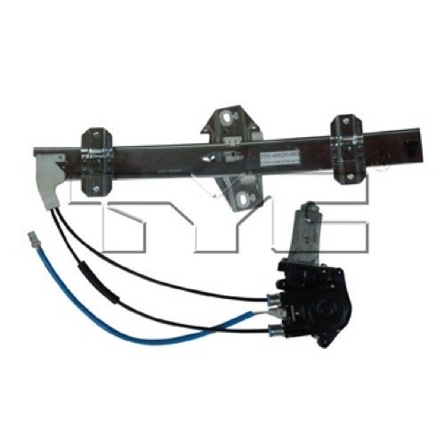 - Go-Parts » 1994-1997 Honda Accord Power Window Regulator with Motor - Front, Right (Passenger) Replacement 72210-SV2-003 HO1351114